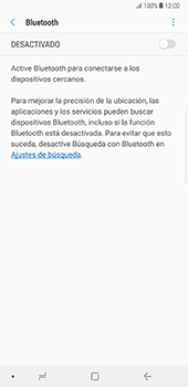 Conecta con otro dispositivo Bluetooth - Samsung Galaxy Note 8 - Passo 6