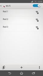 Configura el WiFi - Sony Xperia Z3 D6603 - Passo 6