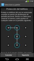 Desbloqueo del equipo por medio del patrón - LG G Flex - Passo 8