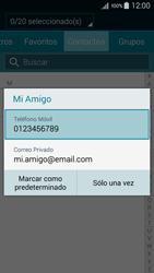 Envía fotos, videos y audio por mensaje de texto - Samsung Galaxy A5 - A500M - Passo 7