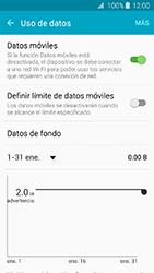 Desactiva tu conexión de datos - Samsung Galaxy J3 - J320 - Passo 4