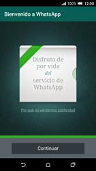 Configuración de Whatsapp - HTC One A9 - Passo 14
