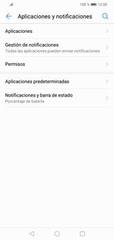 Limpieza de aplicación - Huawei Y7 2019 - Passo 3