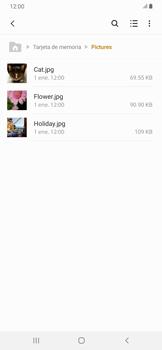 Transferir datos desde la tarjeta SD a tu dispositivo - Samsung Galaxy A30 - Passo 6