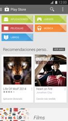 Instala las aplicaciones - Samsung Galaxy S5 - G900F - Passo 4