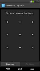 Desbloqueo del equipo por medio del patrón - LG G Flex - Passo 9