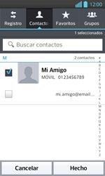 Envía fotos, videos y audio por mensaje de texto - LG Optimus L 7 II - Passo 6