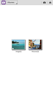 Transferir fotos vía Bluetooth - Samsung Galaxy Tab 3 7.0 - Passo 4