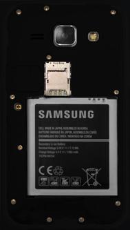 Samsung Galaxy J1 - J100