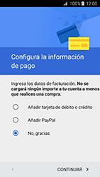 Crea una cuenta - Samsung Galaxy J3 - J320 - Passo 18