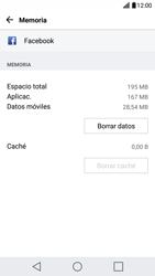 Limpieza de aplicación - LG X Cam - Passo 7