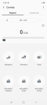 Cómo funciona el Samsung Health - Samsung Galaxy A51 - Passo 17