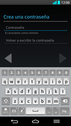Crea una cuenta - LG G2 - Passo 10
