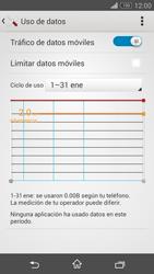 Desactiva tu conexión de datos - Sony Xperia Z3 Compact - Passo 4