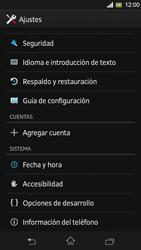Actualiza el software del equipo - Sony Xperia SP C5302 - Passo 5