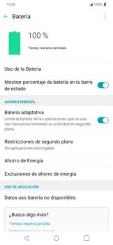 Modo de ahorro de batería - LG K40S - Passo 4