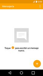 Envía fotos, videos y audio por mensaje de texto - LG K4 - Passo 4
