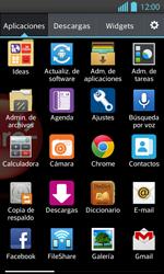Configura el Internet - LG Optimus L 7 II - Passo 3