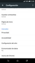 Limpieza de explorador - HTC Desire 626s - Passo 8