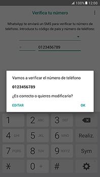 Configuración de Whatsapp - Samsung Galaxy A7 2017 - A720 - Passo 8