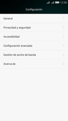 Configura el Internet - Huawei G Play Mini - Passo 20
