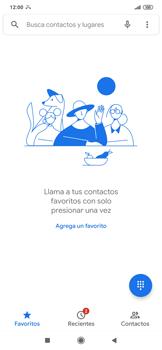 Cómo bloquear llamadas - Xiaomi Redmi 9 - Passo 2