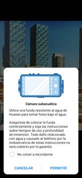 Cómo configurar el modo subacuático - Huawei P40 - Passo 7