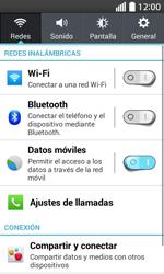 Conecta con otro dispositivo Bluetooth - LG L70 - Passo 4