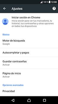 Configura el Internet - Sony Xperia L1 - Passo 25