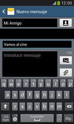 Envía fotos, videos y audio por mensaje de texto - Samsung Galaxy Trend Plus S7580 - Passo 11