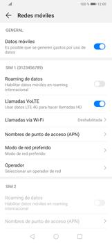 Desactiva tu conexión de datos - Huawei P30 - Passo 4
