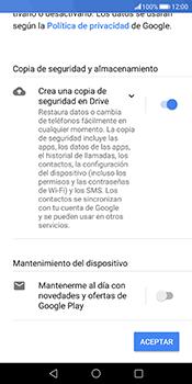 Crea una cuenta - Huawei Mate 10 Pro - Passo 16