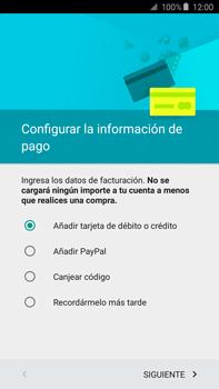 Crea una cuenta - Samsung Galaxy Note 5 - N920 - Passo 17