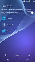Activa el equipo - Sony Xperia M2 Aqua D2303 - Passo 10