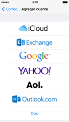 Configura tu correo electrónico - Apple iPhone SE - Passo 6