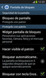Desbloqueo del equipo por medio del patrón - Samsung Galaxy Trend Plus S7580 - Passo 16