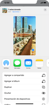 Cómo grabar un video - Apple iPhone 11 - Passo 13