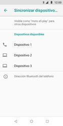 Conecta con otro dispositivo Bluetooth - Motorola Moto E5 Play - Passo 8