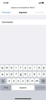 Configura el WiFi - Apple iPhone X - Passo 6