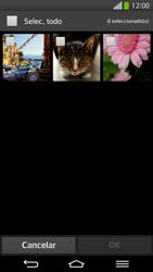Envía fotos, videos y audio por mensaje de texto - LG G Flex - Passo 17