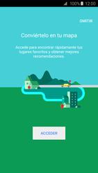 Uso de la navegación GPS - Samsung Galaxy S6 - G920 - Passo 5