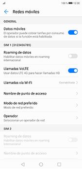 Desactiva tu conexión de datos - Huawei P20 Pro - Passo 4