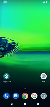 Tomar una captura de pantalla - Motorola Moto G8 Play (Single SIM) - Passo 2