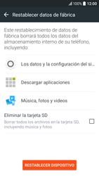 Restaura la configuración de fábrica - HTC 10 - Passo 6