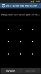 Desbloqueo del equipo por medio del patrón - Samsung Galaxy Zoom S4 - C105 - Passo 11