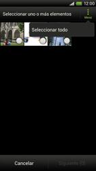 Transferir fotos vía Bluetooth - HTC ONE X  Endeavor - Passo 9