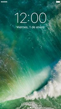 Pantalla de bloqueo - Apple iPhone 7 Plus - Passo 2