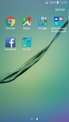 Uso de la navegación GPS - Samsung Galaxy S6 Edge - G925 - Passo 3