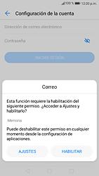 Configura tu correo electrónico - Huawei P9 Lite 2017 - Passo 7