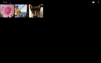 Transferir fotos vía Bluetooth - Samsung Galaxy Note Pro - Passo 4